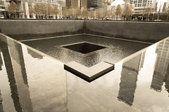 National September 11 Memorial & Museum (Jill Clardy) Tags: nyc newyorkcity 911memorial groundzero newyork 201702034b4a9816 water fountain memorial nationalseptember11memorialmuseum september 11 worldtradecenter