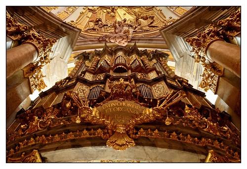 13.06.30.16.33.44 Kloster Weltenburg, Klosterkirche, Egid Quirin Asam und Cosmas Damian Asam