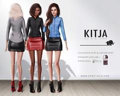 KITJA - Clea Set (ᴋɪᴛᴊᴀ) Tags: moon little bones co57 boldbeauty kitja kustom9