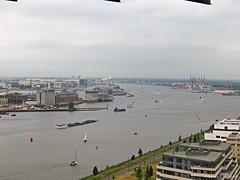 't IJ / Noordzeekanaal (jpmm) Tags: amsterdam boten noord schepen 2015 boeien havenkranen