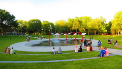 Parc Woodyatt/ Fontaines D'eau