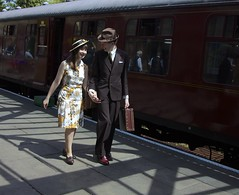 Great Central Railway at War (andrew_@oxford) Tags: vintage great central railway 1940s reenactment reenactors