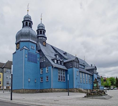 Marktkirche Zum Heiligen Geist in Clausthal-Zellerfeld