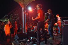 Passafire (mattrkeyworth) Tags: people music zeiss concert gig band musik konzert knoll würzburg weinfest weingutamstein passafire hoffestamstein sandraknoll ludwigknoll sonya7r sel35f28z