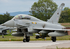 Armed 11 Sqn Typhoon (np1991) Tags: uk 2 digital island scotland nikon fighter force bigma live aircraft seat aviation air united royal twin sigma kingdom 11 lincolnshire ii f planes eurofighter cape 50500 t3 dslr eleven wrath enhanced typhoon raf moray tbird squadron armed lossiemouth sqn 50500mm lossie coningsby 11f epw paveway d7100 garvie epw2