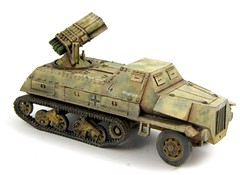 IMG_8169 (Troop of Shewe) Tags: 156 maultier 15cm warlordgames troopofshewe sdkfz41 panzerwerfer42