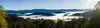 Jamie´s Farm Sunrise (Guille Barbat) Tags: mountain nature fog sunrise australia panoramic newsouthwales dungog ladscapes guillebarbat