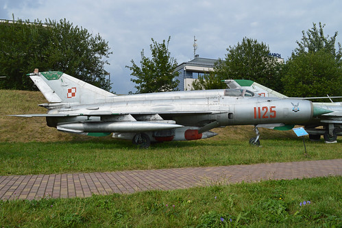 Mikoyan-Gurevich MiG-21R '1125'
