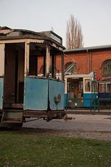 Rückkehr der Wanderbücherei II (Mr G Spot) Tags: museum munich münchen tram 24 streetcar tramway bücherei mvg trambahn fmtm wanderbücherei strasenbahn mvgmuseum wb13 wb16 freundedesmünchnertrambahnmuseums