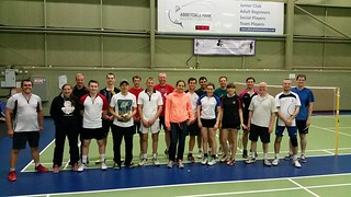 National Badminton Club Bash