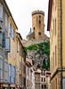 Foix Castle (Nomadic Vision Photography) Tags: france castle medieval historical foix pyranees touristsite jonreid tinareid catharregion nomadicvisioncom