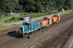 D-loc 261 680-3(Duisburg Entenfang 31-7-2015)