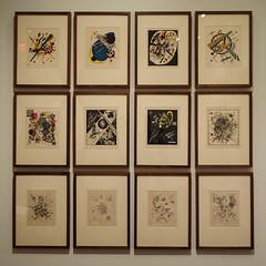 """Kleine Welten (Small Worlds)"", Wassily Kandinsky, 1922 (Joey Hinton) Tags: olympus omd em1 cincinnati art museum mft m43 microfourthirds 1240mm f28"