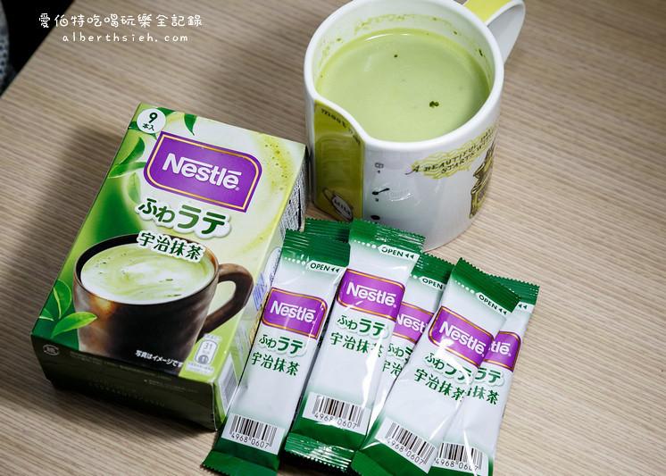 Nestle抹茶茶飲