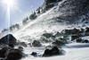 Mountain WIND! (BernieErnieJr) Tags: rockymountains rockymountainnationalpark tyndallglacier glaciergorge estespark frontrange greatphotographers teamsony snow windy wind mountains colorado sun sunshine outdoors sonya99 sony2875mm