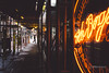 Neon Strut (M0rris82) Tags: pittsburgh vsco leica m m262 leicam neonsign neon signage streetphotography urban raw