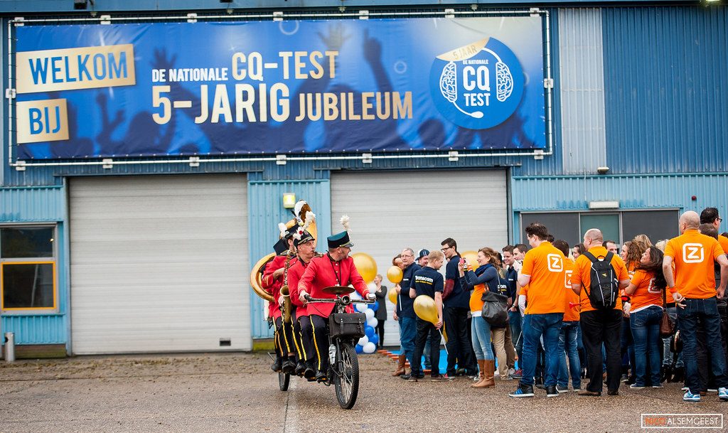 Nationale CQ Test 2015