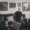 No pierdas la cabeza - [5/365] (Vicrodav) Tags: photography headless man boy manipulation portrait house livingroom art arte fotografia venezuela