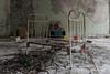 Kindergarten Golden Key No.7 (Irishmanlost) Tags: irishmanlost 2016 ukraine cccp pripyat disused decay derelict chernobyl soviet sovietunion creepy forgotten abandoned ussr 1986 bed children kindergarten
