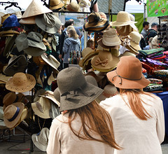 The Hat Racks (swong95765) Tags: hats heads accessories clothing women ladies females sale