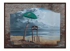 Murales (Betti52) Tags: murales sedia ombrello post21012017