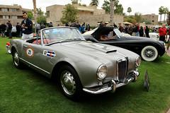 Lancia Aurelia B24S Convertible 1956 2 (johnei) Tags: lancia aurelia b24s pininfarina