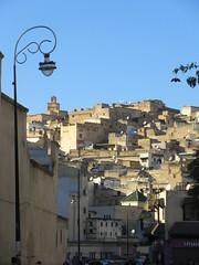 Medina from Place Rcif, Fez, Morocco (Paul McClure DC) Tags: fez morocco fès almaghrib dec2016 medina feselbali maroc historic architecture