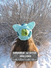 Bulbasaur 01c (zreekee) Tags: pokemon bilbasaur toque sparkledoomdesigns saskatchewan canada crochet handmade