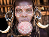 Etiopia (mokyphotography) Tags: etiopia mursi tribù tribe people persone ritratto portrait woman etnia ethnicity omovalley valledellomo viso face