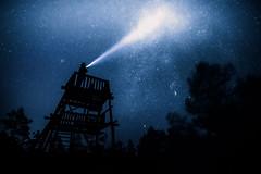 Star Maker (Jyrki Salmi) Tags: jyrki salmi nikon d600 nikkor 1635mm night stars spraying light