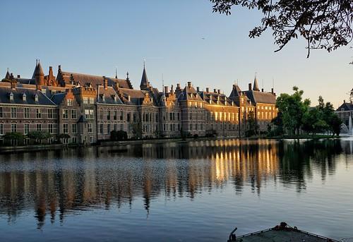 Binnenhof, den Haag, Netherlands