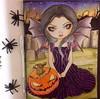 Livro JASMINE BECKET-GRIFFITH (Graciani Crafts) Tags: livros livro livrosdecolorir coloring colorir cores artes art pintar pinturas dolls halloween lápisdecor photos fotos