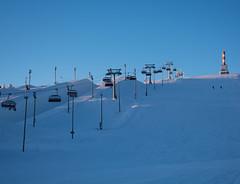 _DSC0269 (lindalaaksonen) Tags: sun snow winter snowboarding ruka