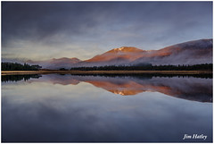 Loch Tulla Reflection