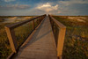 A Sign in the Clouds (MichaelSOwens) Tags: hdr fish cloud boardwalk fernandina beach fort clinch state park north florida morning shadows