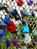 Love Locks (e r j k . a m e r j k a) Tags: pennsylvania pittsburgh oakland locks fence i376pa erjkprunczyk