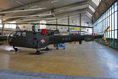 V-262 Alouette SwissAF (JaffaPix +3 million views-thank you.) Tags: v262 alouette swissaf helicopter chopper sion sir lsgs switzerland aeroplane aircraft airplane aviation military davejefferys jaffapix jaffapixcom swissairforce swiaf