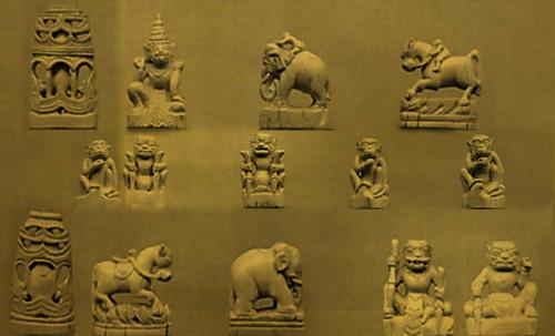 """Chaturanga-makruk / Escenarios y artefactos de recreación meditativa en lndia y el sudeste asiático • <a style=""""font-size:0.8em;"""" href=""""http://www.flickr.com/photos/30735181@N00/32481353146/"""" target=""""_blank"""">View on Flickr</a>"""
