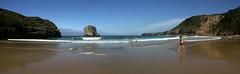 playa Andrin Spain (Marc ALMECIJA) Tags: andrin spain espagne palya plage beach pano panoramique blue bleu sea mer ocean