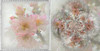 Diptych: Cherry Blossom Flowers and Petals (virtually_supine) Tags: photomanipulation creative textures pastels cherryblossom layers paintnet photoshopelements9 may2015tmicontestpastelpetals kreativepeoplecontest39~springtimediptychs pse9effectspaintdaubsdrybrushaccentuatededges paintneteffectsspherepattern