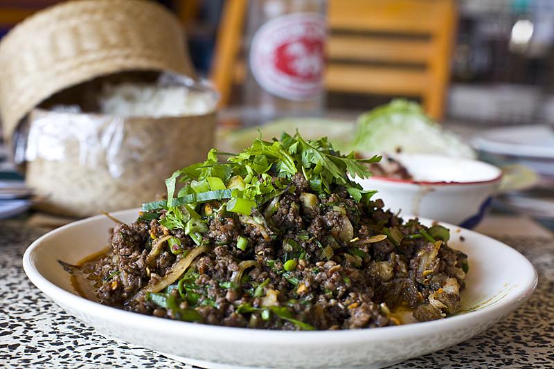 Larb-Mote-Daeng