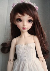 One year with Agnes (~Akara~) Tags: love face up ball doll natural skin head ns event bjd custom sarang fairyland 2014 jointed faceup minifee
