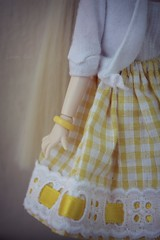 ✧*:・゚✧ Petite Aimie ✧*:・゚✧ ~ Dal FC (Loony-Doll) Tags: cute doll dolls makeup dal full wig groove custom custo aimie poupée obitsu junplanning acryliques customisée