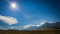 Grand Sasso @ Abruzzo (:: edgar 37 :: 1.8 Million + views :: THANKS !!) Tags: sky italy sun mountain clouds high cloudy bluesky abruzzo abruzzen grandsasso canoneos5dmarkii ef2470f28liiusm