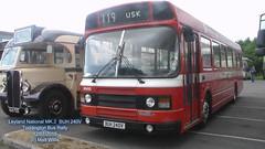 LEYLAND NATIONAL MK2 BUH 240V TODDINGTON BUS RALLY 12072015 (MATT WILLIS VIDEO PRODUCTIONS) Tags: bus buh rally national mk2 leyland 240v toddington 12072015