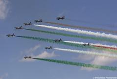 Volkel 2013 - Italian Air Force - The Frecce Tricolori (lynothehammer1978) Tags: volkel italianairforce volkelairbase aermacchimb339 aeronauticamilitare luchtmachtdagen 313gruppoaddestramentoacrobatico thefreccetricolori rivoltoairforcebase volkel2013 luchtmachdagenopenday