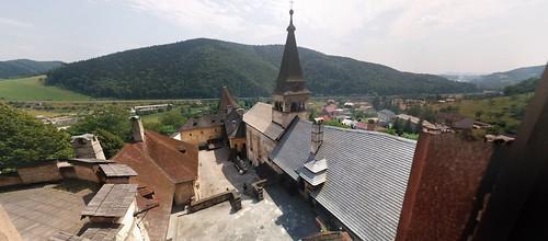 Oravský hrad (Orava Castle)