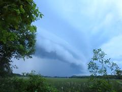 Approaching Storm (Third Shot) (moodyfan (Julie)) Tags: wisconsin clouds thunderstorm darkskies approachingstorm ominousclouds severethunderstorm