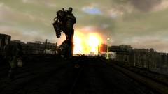 Fallout3 2015-07-06 15-52-19-90 (Samuel Detoni) Tags: 3 giant soldier liberty happy prime robot good final hero end karma android savior fallout