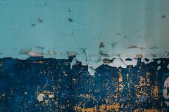 Cracked Paint Texture (Image Catalog) Tags: blue texture paint decay background crack crackle darkblue lightblue publicdomain